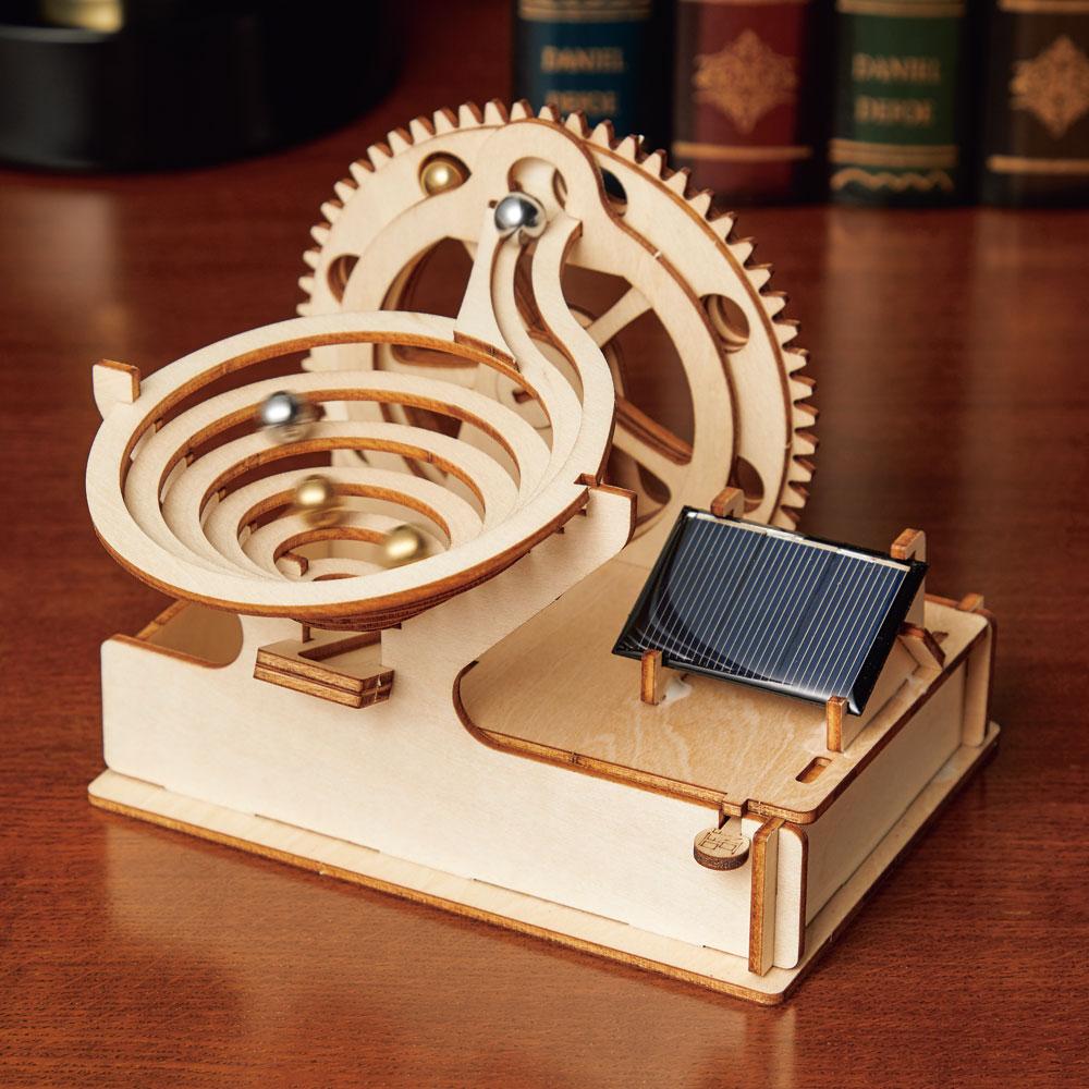 遊べて学べる木製パズル らせん(日・そろはむ)(週刊新潮DM紹介)