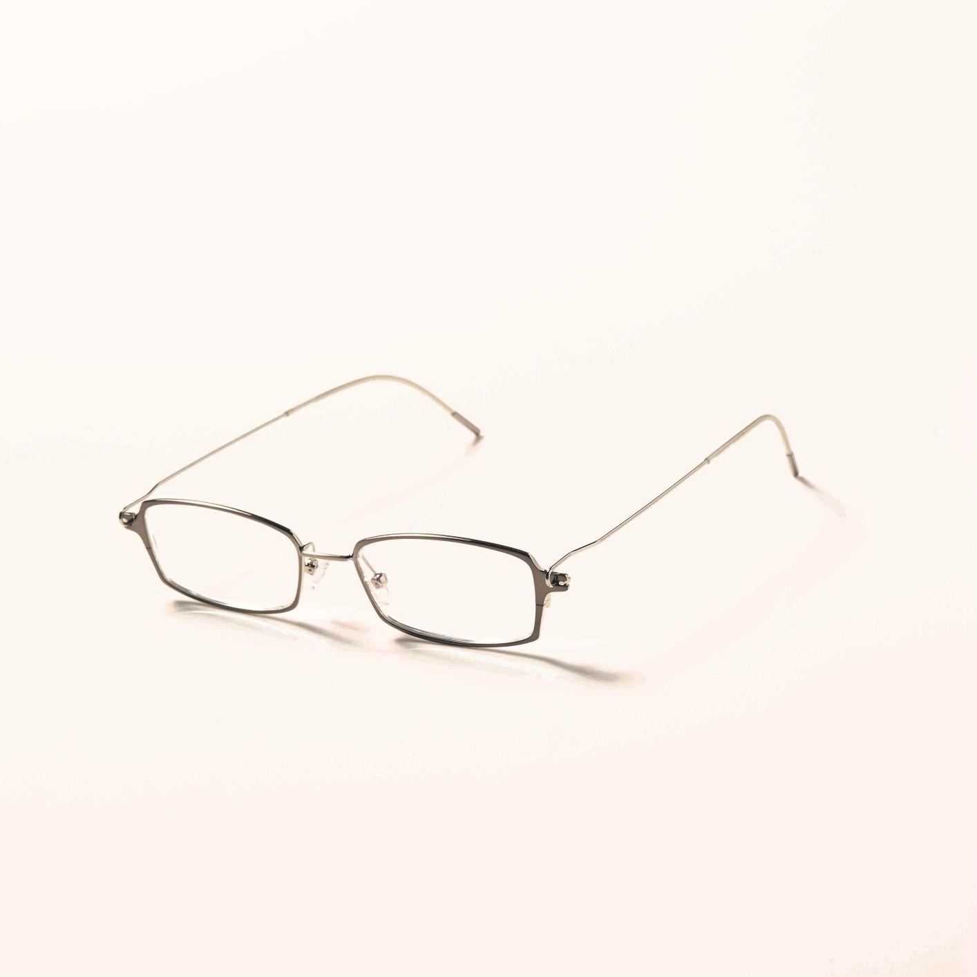 薄いシニアグラス ハコベル(日・ハグ・オザワ)(週刊新潮DM紹介)