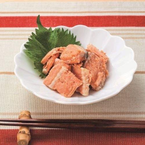 銀鮭中骨の水煮(24缶セット)(日・気仙沼ほてい)(週刊新潮DM紹介)