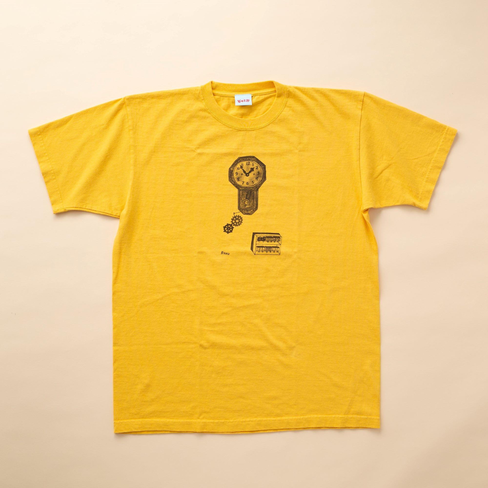 谷内六郎 Tシャツ 〈セコンドの中の工場〉