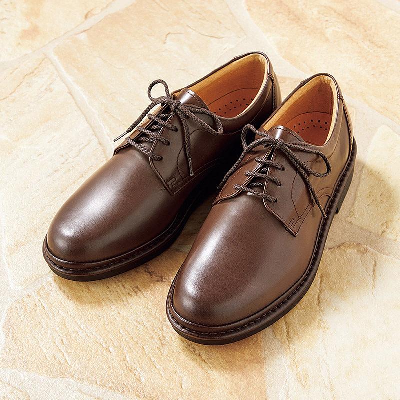 国産ビジネス・ウォーキングシューズ(日・金谷製靴)(週刊新潮DM紹介)